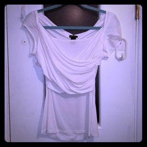 Moda White Blouse